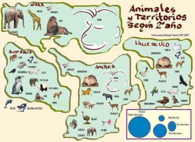 Animales Y Territorios Práctica E Investigación Educativa Ii